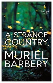 A strange country - Muriel Barbery - copertina