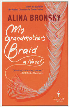 My Grandmother's Braid - Alina Bronsky - cover