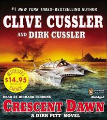 Crescent Dawn - Clive Cussler,Dirk Cussler - cover