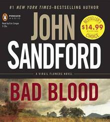 Bad Blood: a Virgil Flowers novel - John Sandford - cover