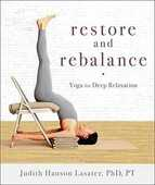Libro in inglese Restore And Rebalance: Yoga for Deep Relaxation Judith Hanson Lasater