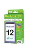 Libro in inglese Numbers 0-100 Flash Cards Alex A. Lluch