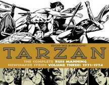 Libro in inglese Tarzan The Complete Russ Manning Newspaper Strips Volume 3 (1971-1974) Russ Manning