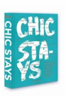 Chic Stays, Conde Nast Travel - cover