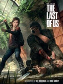 The Art Of The Last Of Us - Dog Studios Naughty - cover