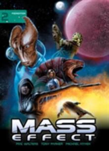 Mass Effect Library Edition Volume 2 - Various - cover