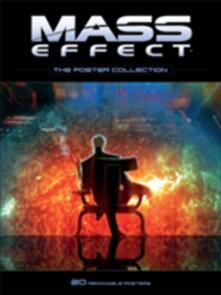 Mass Effect - The Poster Collection - Various - cover