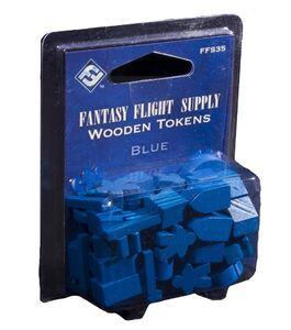 Giocattolo D & D Attack Wing Bases Set Blue Giochi Uniti