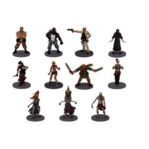 Giocattolo The Adventurers. The Pyramid of Horus Set Miniature Predipinte Giochi Uniti 0