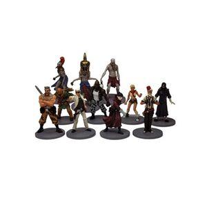 Giocattolo The Adventurers. The Pyramid of Horus Set Miniature Predipinte Giochi Uniti 1