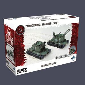 Foto di Dust Tactics. Is - 5 Heavy Tank, Giochi e giocattoli