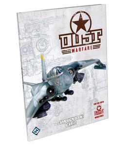 Dust Warfare. Campaign Book. Icarus