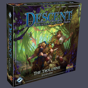 Descent. The Trollfens