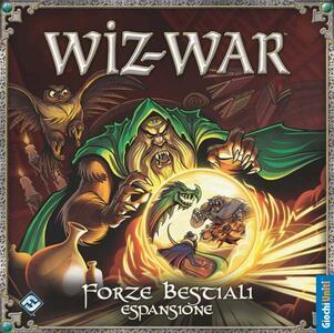 Wiz War. Bestial Forces Expansion
