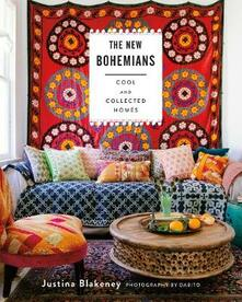 The New Bohemians: Cool and Collected Homes - Justina Blakeney - cover