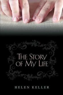 The Story of My Life - Helen Keller - cover