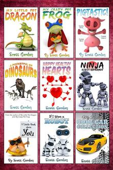 Mega Collection #1: Nine Awesome Bedtime Stories for Children 3-5