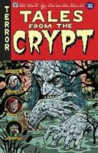 Tales from the Crypt #1: The Stalking Dead - William Gaines - cover