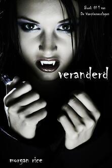 Veranderd (Boek #1 van De Vampierverslagen) - ebook