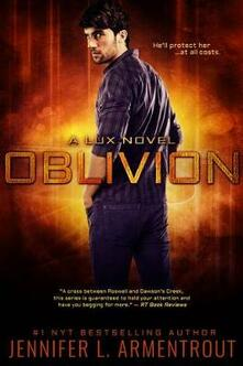 Oblivion - Jennifer L Armentrout - cover