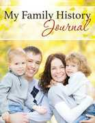 Libro in inglese My Family History Journal Speedy Publishing LLC