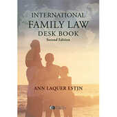 Libro in inglese International Family Law Desk Book Ann Laquer Estin
