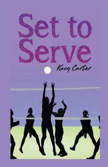 Set to Serve - Kacy Carter - cover