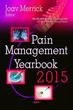 Pain Management Yearbook 2015