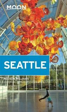 Moon Seattle (Second Edition) - Allison Williams - cover