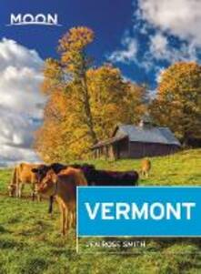 Moon Vermont (Fifth Edition) - Jen Smith - cover