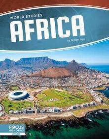 World Studies: Africa - Kelsey Jopp - cover