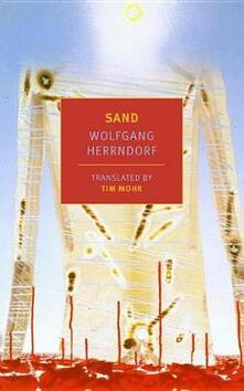 Sand - Wolfgang Herrndorf - cover