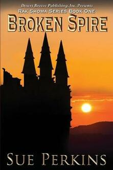 Broken Spire - Sue Perkins - cover