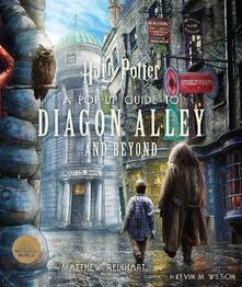 Harry Potter: A Pop-Up Guide to Diagon Alley and Beyond - Matthew Reinhart - cover