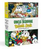 Libro in inglese Walt Disney Uncle Scrooge and Donald Duck the Don Rosa Library Vols. 7 & 8: Gift Box Set Don Rosa