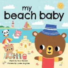 My Beach Baby - Rose Rossner - cover
