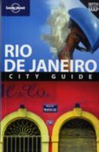 Rio de Janeiro. Con pianta. Ediz. inglese - copertina