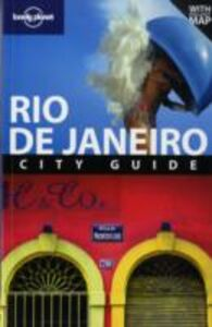 Foto Cover di Rio de Janeiro. Con pianta. Ediz. inglese, Libro di  edito da Lonely Planet