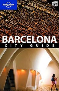 Libro Barcellona. Con pianta. Ediz. inglese Damien Simonis