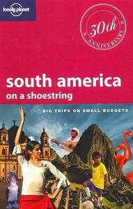 South America on a shoestring - copertina