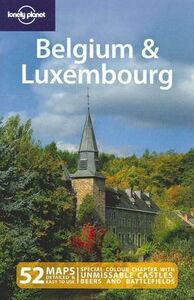 Foto Cover di Belgium & Luxembourg, Libro di  edito da Lonely Planet