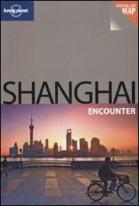Shanghai. Con cartina. Ediz. inglese - Christopher Pitts - copertina