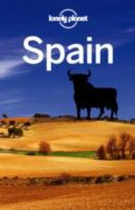Spain. Ediz. inglese - copertina