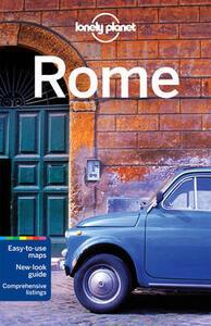 Rome. Con pianta - Duncan Garwood,Abigail Hole - copertina