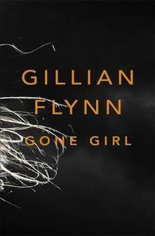 Gone Girl - Gillian Flynn - cover