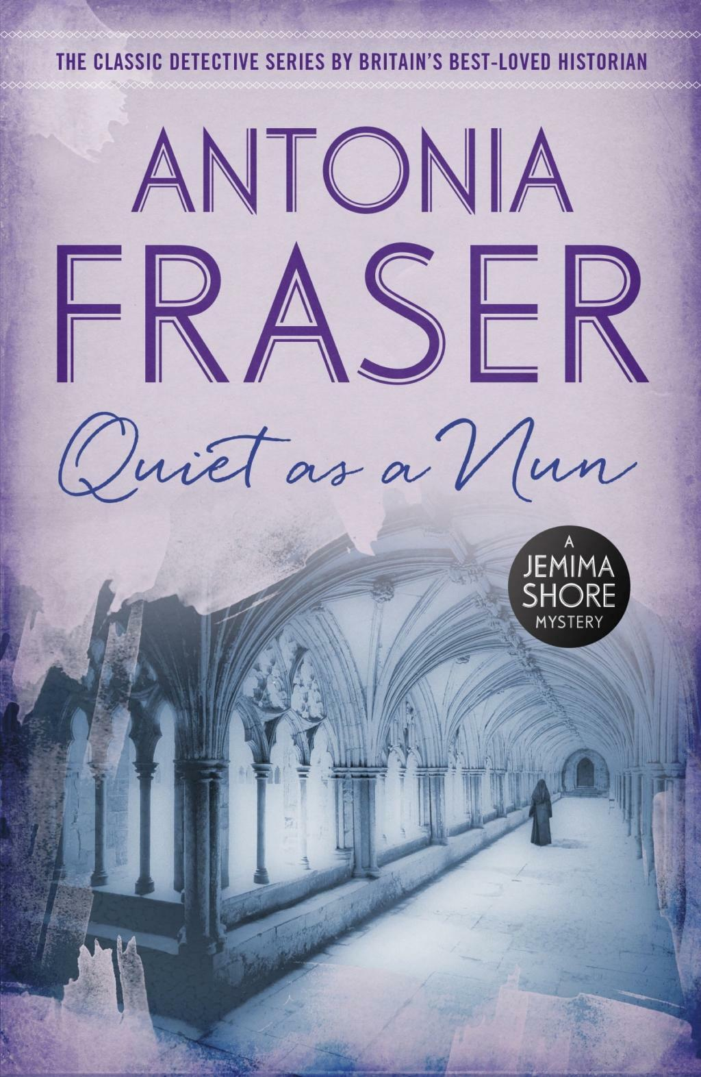 Quiet As A Nun  Fraser, Antonia  Ebook In Inglese  Epub Con Drm  Ibs