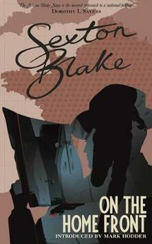 Sexton Blake on the Home Front - cover