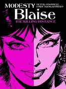Libro in inglese Modesty Blaise - the Killing Distance Peter O'Donnell Enric Badia Romero