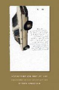 Foto Cover di Anywhere or Not at All: The Philosophy of Contemporary Art, Libri inglese di Peter Osborne, edito da Verso Books