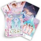 Libro in inglese Work Your Light Oracle Cards Rebecca Campbell